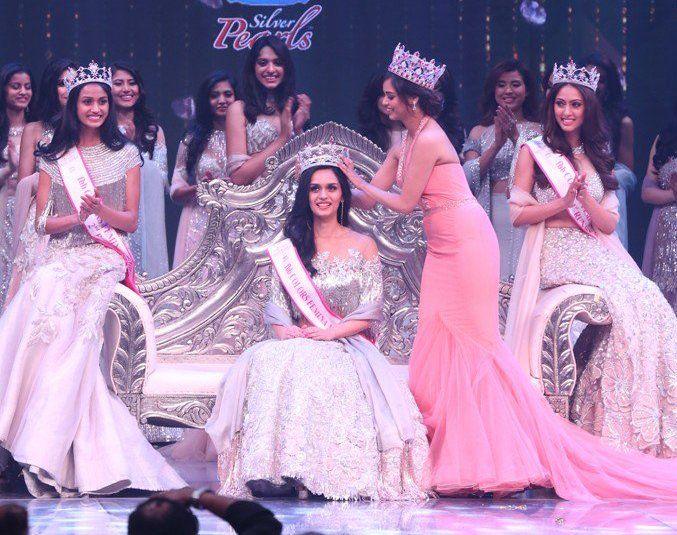Manushi Chhillar is Femina Miss India 2017 #feminaMissIndia2017 #MissWorldIndia2017 #MissWorld2017    MORE: https://www.thepageantry.com/manushi-chhillar-femina-miss-india-2017/