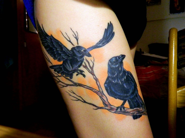17 best images about crows on pinterest 2spirit tattoo for Best tattoo shops in san diego