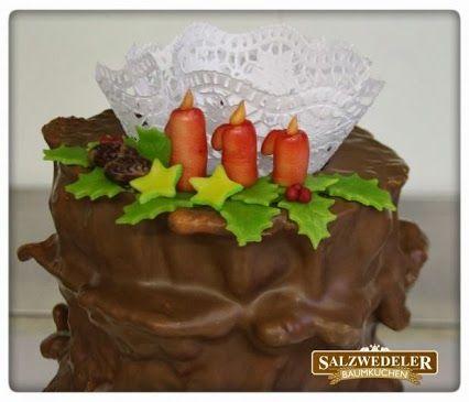 Salzwedeler Baumkuchen – Google+ - 3.Advent www.salzwedelerbaumkuchen.de