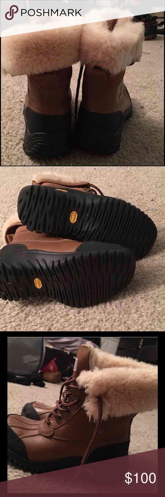ugug ugg adirondack tall , brand new authentic, UGG Shoes