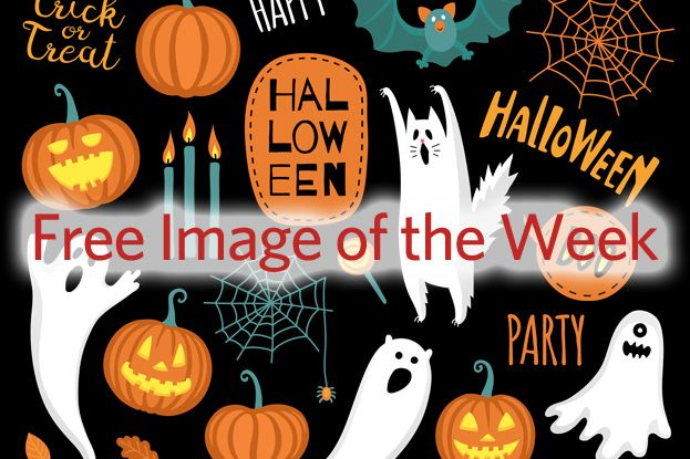 Download This Cute Halloween Background For Free Halloween