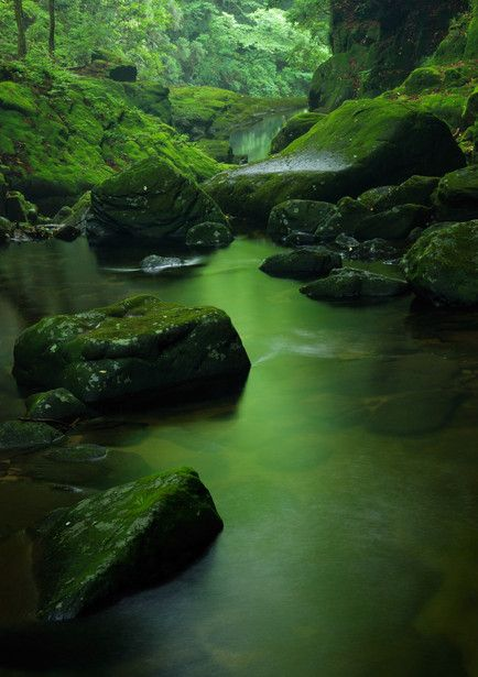 lifeisverybeautiful:  Akame 48 Waterfalls Mie Japan  via...