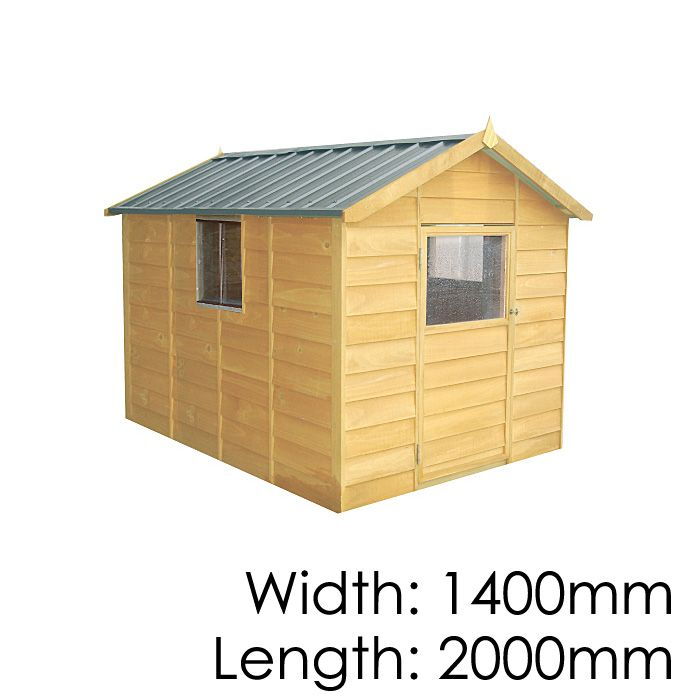 buy pinehaven kk2 timber garden shed from gubba garden sheds nz made 10 year - Wooden Garden Sheds Nz