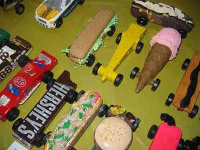 Pinewood Derby Car Design Ideas Free Patterns Times Newsletter Volume 7