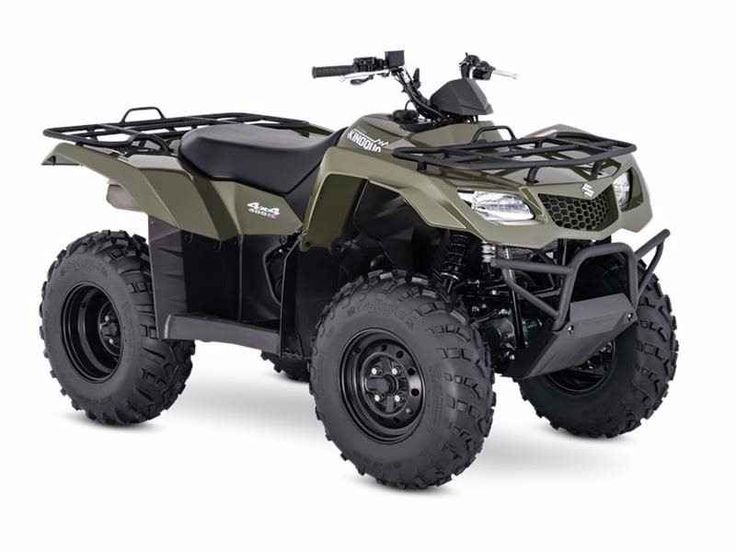 New 2017 Suzuki KingQuad 400ASi ATVs For Sale in New Jersey. 2017 KingQuad 400ASiIn 1983, Suzuki introduced the world's first 4-wheel ATV. Today, Suzuki ATVs are everywhere. From the most remote areas to the most everyday tasks, you'll find the KingQuad powering a rider onward. Across the board, our KingQuad lineup is a dominating group of ATVs.Whether you're working hard or getting away from it all, the 2017 Suzuki KingQuad 400ASi helps you every step of the way. The fully automatic…