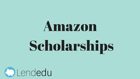 Amazon Student Scholarship.  $5,000 tuition scholarship, $500  for purchasing textbooks through Amazon. Evaluated based on previous academic performance, grade point average,  previous community involvement....