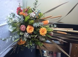 Feature Floral Arrangement -Swan Brewery Perth