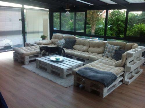 the 25+ best lounge aus paletten ideas on pinterest, Gartenarbeit ideen