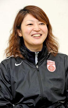 アイスホッケー女子日本代表を平昌五輪に導いたエース久保。自身2度目の大舞台に向けて「今回は結果を出すだけ」と語る(京都アクアリーナ)