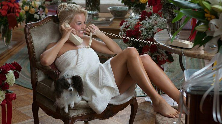 Margot Robbie's Feet << wikiFeet