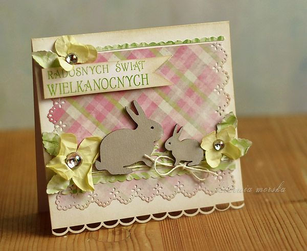 118 best images about Card Ideas Easter – Ideas for Easter Cards