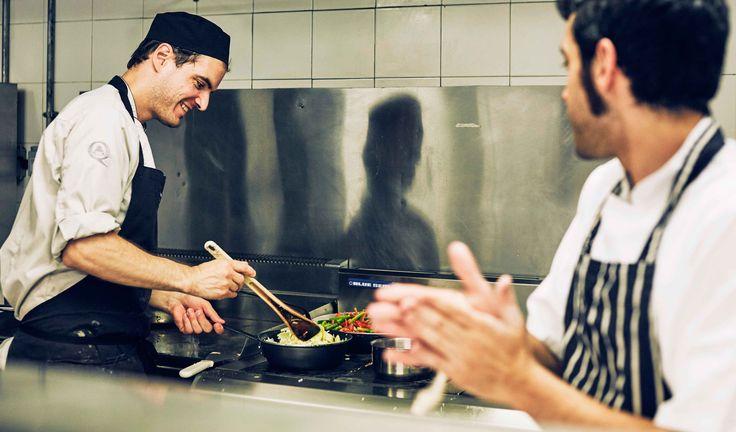 The Queen's Gate Hotel #chefs in action! #London #VisitLondon #TasteLondon #Taste #Food #Cooking #Cuisine #Gastronomy #Kensington #Hotel #Bar #Restaurant #Foodie #CityHotel  http://www.thequeensgatehotel.com/en/london-short-break.html