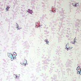 Osborne And Little Butterfly Meadow Wallpaper Quentin Blake