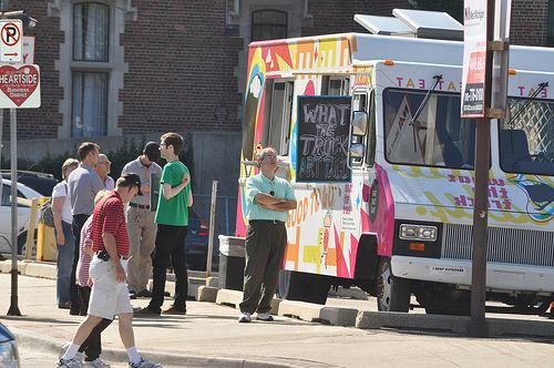 A-Z Michigan food truck finder for great meals on-the-go