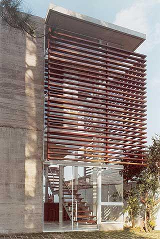 Nave Arquitetos Associados: Residência, SP