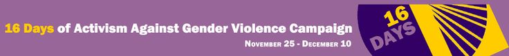 "Rutgers - 16 Days Campaign: Activism against Gender Violence. ""CWGL invites you to share your experiences on working for economic and social rights as a means to achieving women's rights and ending gender-based violence, including challenges affecting your work. Your feedback will contribute to the development of the theme. Please, also share any resources or fact sheets you have on this issue."" Deadline: April 30, 2013. (See also: World Issues: Women and Girls Empowerment board)"