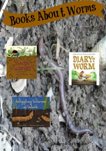 Fun Books About Worms for Kids
