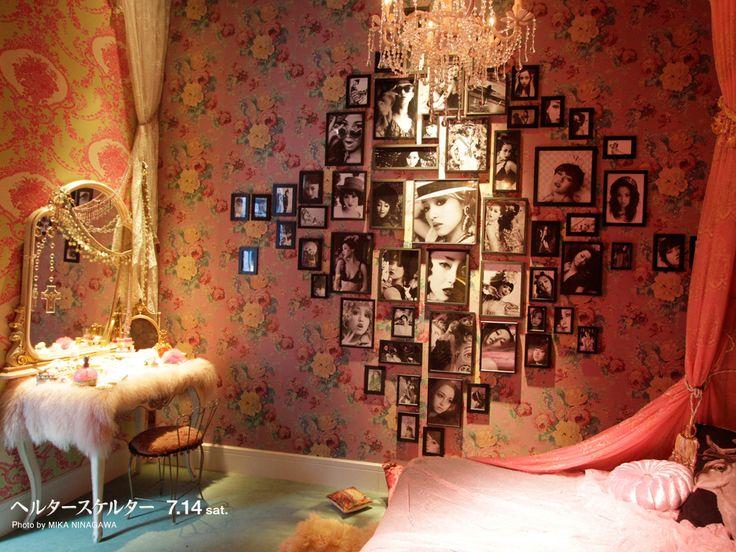 オシャレに見える写真立ての飾り方♪お部屋の壁を素敵に演出しよう - Colors(カラーズ)