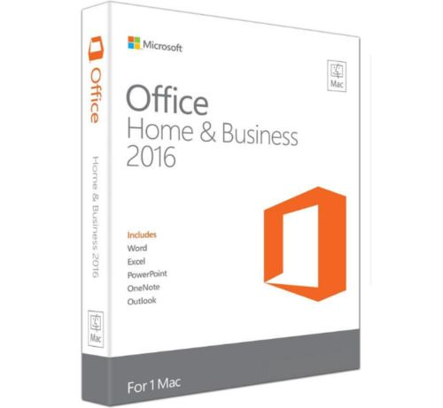 Genuine Microsoft Office 2016 For Mac Home  Business My Favorites