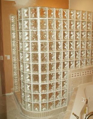 69 best Bloc de verre images on Pinterest Glass blocks, Glass and