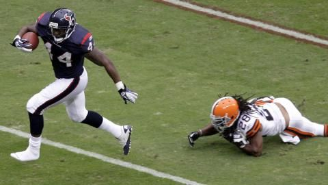 NFL Trade Speculation: Ben Tate to Cleveland Browns a Possibility?--------Hey Cleveland! Stay away from Ben Tate!