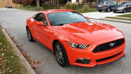 Image Result For Ford Gt Orange