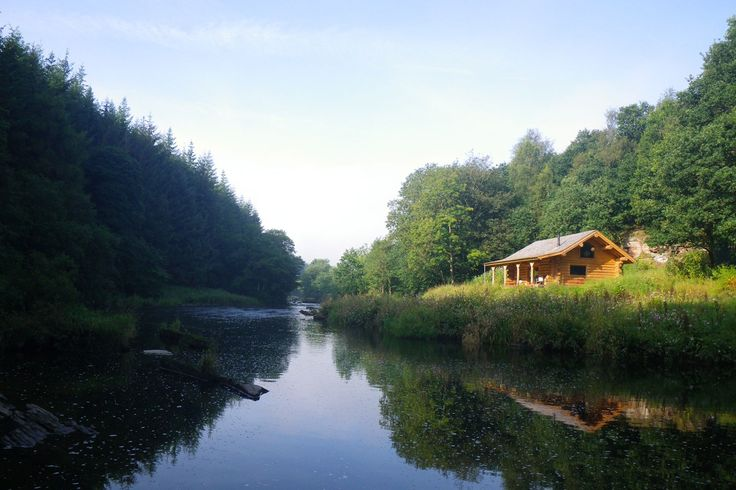 The Lodge at Eden Hall, Cumbria, Lake District