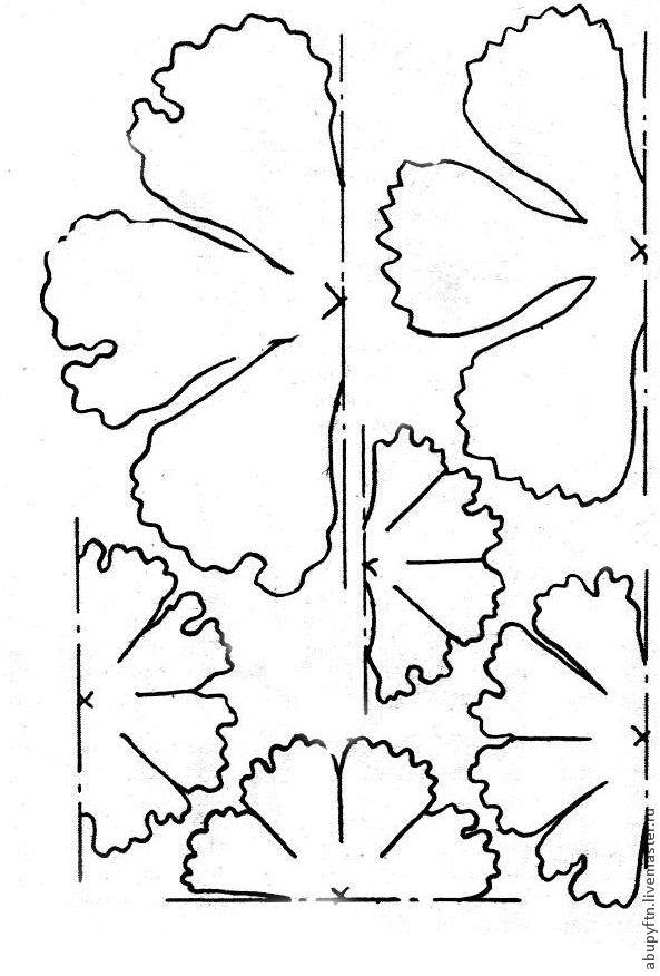 Пион из фоамирана своими руками - Ярмарка Мастеров - ручная работа, handmade