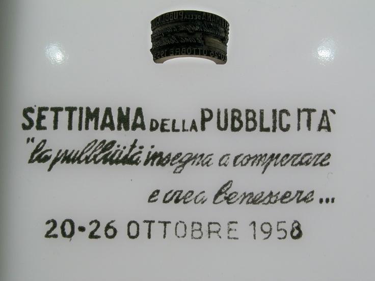 Pubblicità...su lettera! (dalla mostra per i 150 anni di Poste Italiane - Roma Circo Massimo)