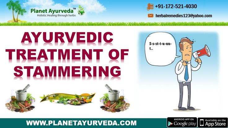 #Ayurvedic #Treatment of #Stammering - #Types, #Causes, #Symptoms & #Herbal #Remedies  Stammering is a #speech #disorder in which the patient's flow of voice or speech is disrupted by any reasons like as involuntary #repetitions, #stuttering, #delay of #sound, #excitement, style of #speech, #nervousness, #anxiety, #stress, #shame, words or phrases. It can be #cured in #Ayurveda with effective #herbs. According to Ayurveda, Everything in the #human #body is controlled by the #brain and if we…