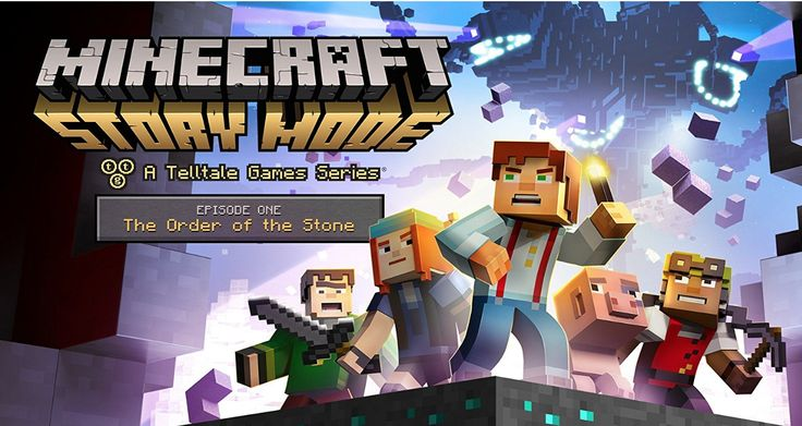 What a great addition to the Minecraft family! We've played this game for hours upon hours and never get tired! PC/MAC, PS4, PS3, XBOX ONE, XBOX 360 #minecraft #storymode #pcgame #ps4 #xboxone