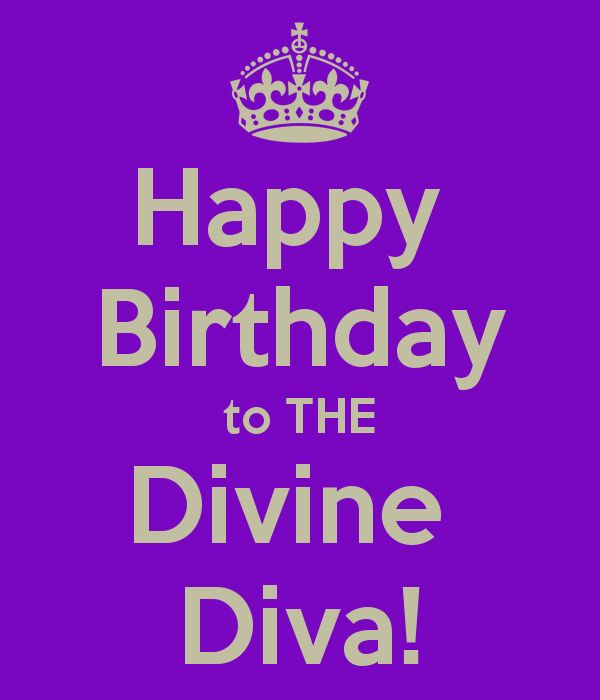 happy birthday diva quotes Book Covers