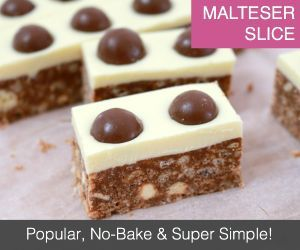 Easy No-Bake Bars & Slices - Bake Play Smile