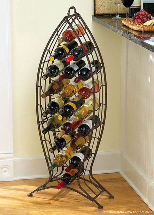 fish wine holder fabulous beach anything pinterest