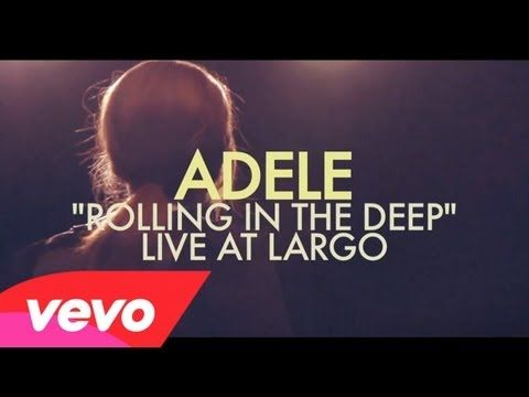 Adele - Rolling In The Deep (Live at Largo)