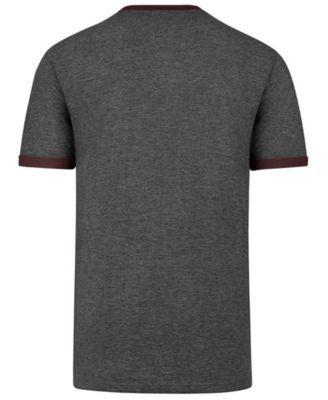 '47 Brand Men's Cleveland Cavaliers Capital Ringer T-Shirt - Gray XXL