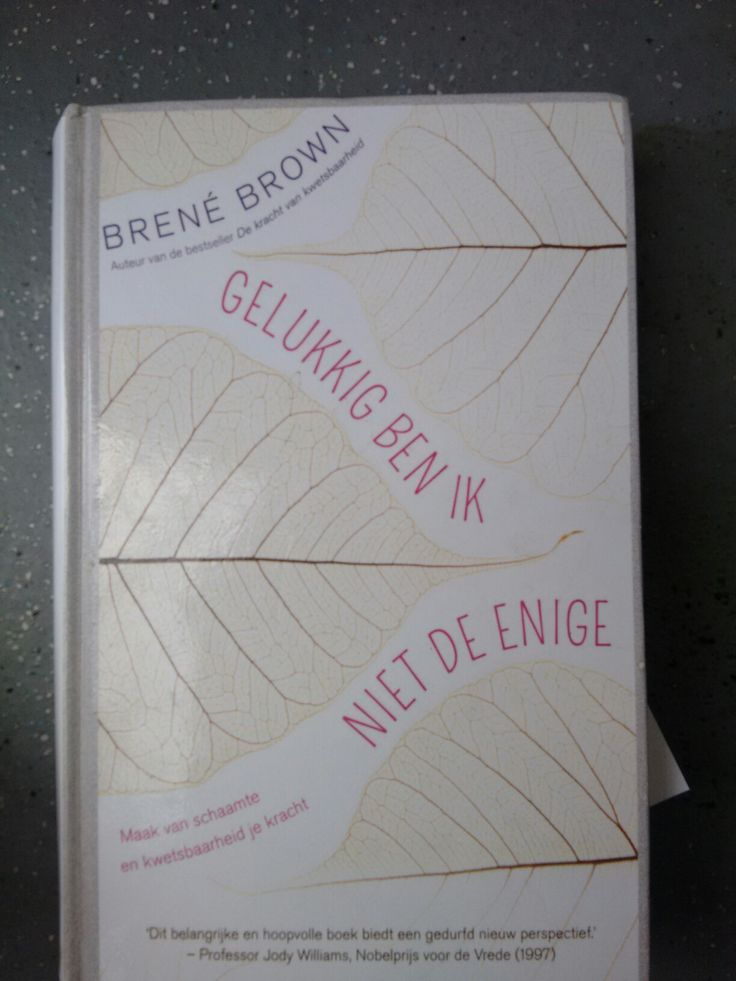 Levensveranderend boek!