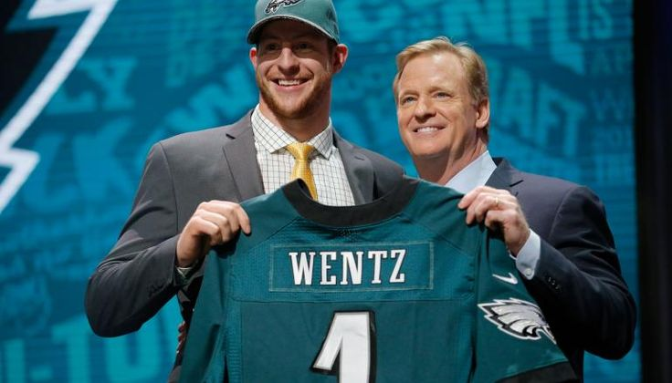 Philadelphia Eagles News and Rumors: Philly praise rookie Quarterback Carson Wentzs first workout