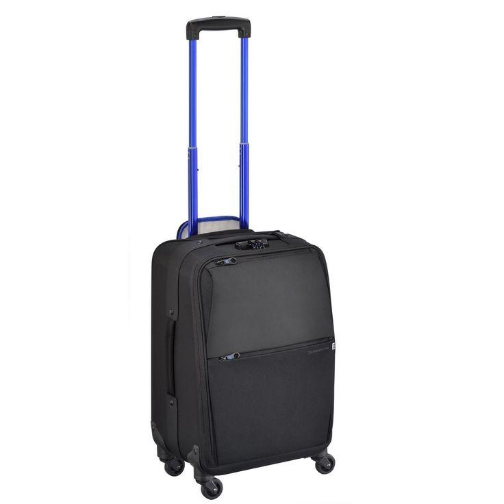 Zero Halliburton New York Greenwich 22-inch Carry On Spinner Suitcase