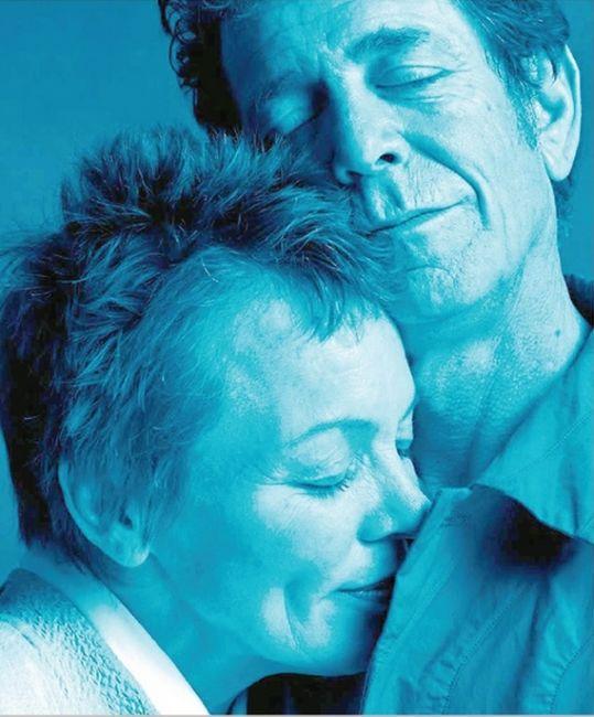 #AMORI #ROCK - #LAURIEANDERSON E #LOUREED: QUEL MATRIMONIO TRA DUE EGO IMPREVEDIBILI http://www.dagospia.com/rubrica-2/media_e_tv/amori-rock-laurie-anderson-lou-reed-quel-matrimonio-due-ego-106194.htm…