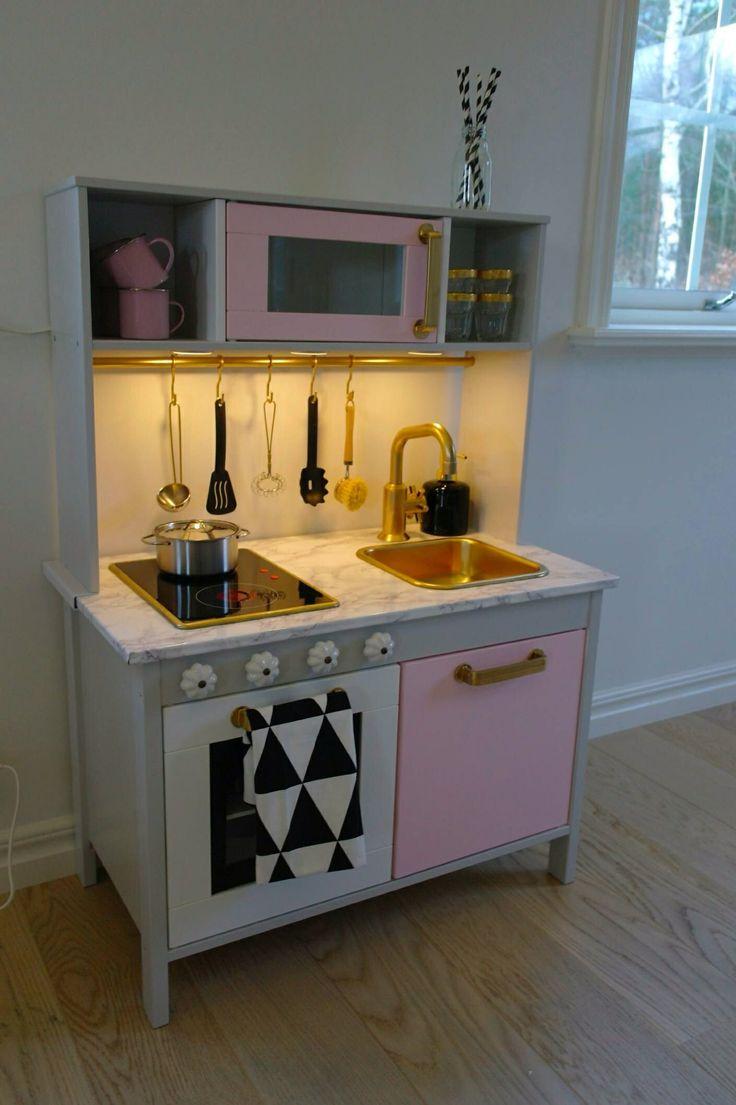 Ikea Duktig Kok Makeover : IKEA DUKTIG BARNKoK  MAKEOVER  Sweetie  Pinterest