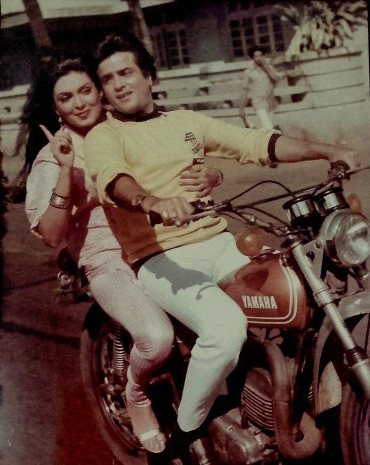 Parveen Babi & Jeetendra