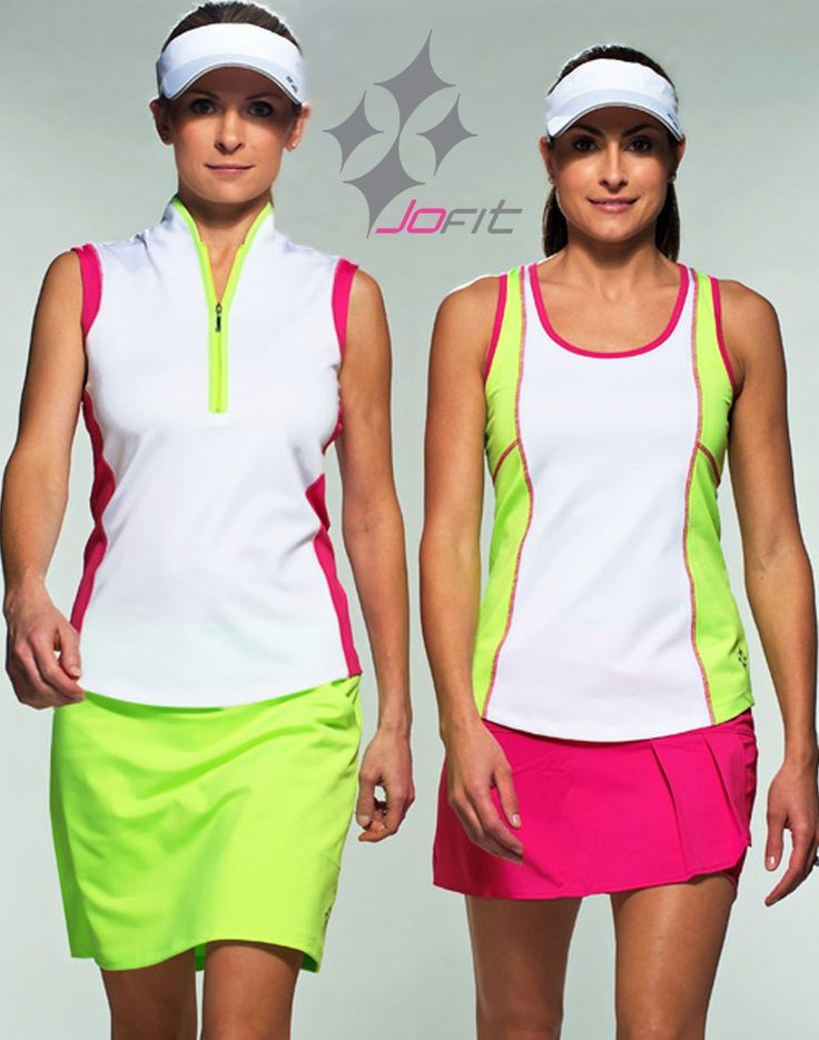 women's golf and tennis wear