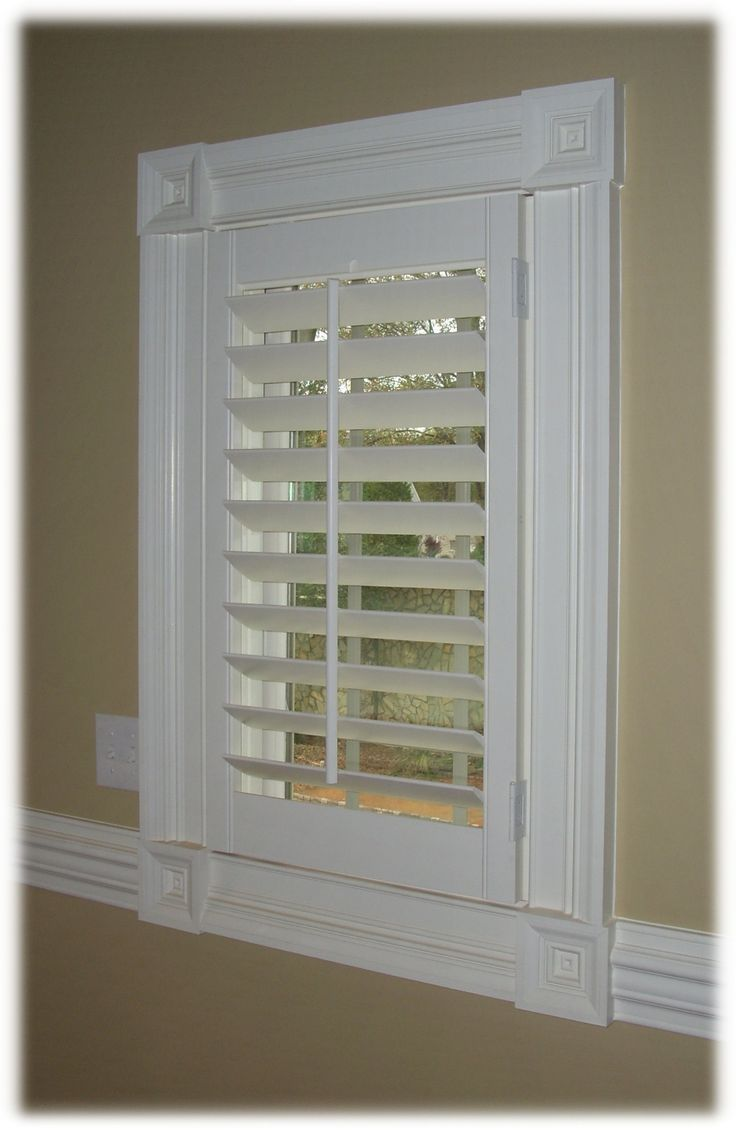 50 best images about plantation shutters on pinterest for Interior window shutter designs