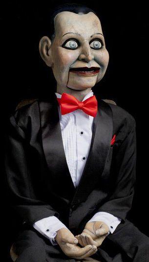 DEAD SILENCE BILLY MOVIE PROP HORROR PUPPET HAUNTED DUMMY DOLL Ventriloquist in Dolls & Bears, Dolls, Art Dolls-OOAK | eBay!