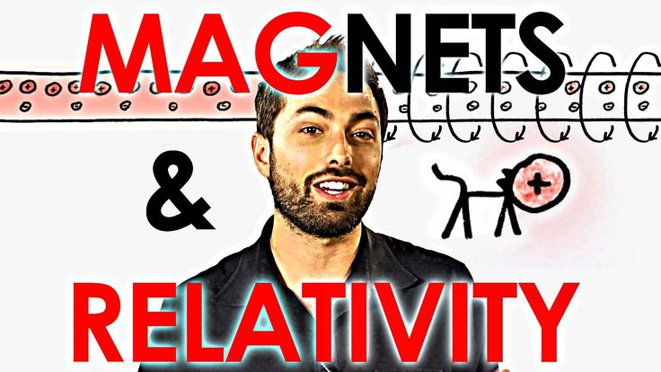 Veritasium and One-Minute Physics team up to explain the connection between special relativity and electromagnetism.