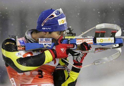 Martin Fourcade - Biathlon