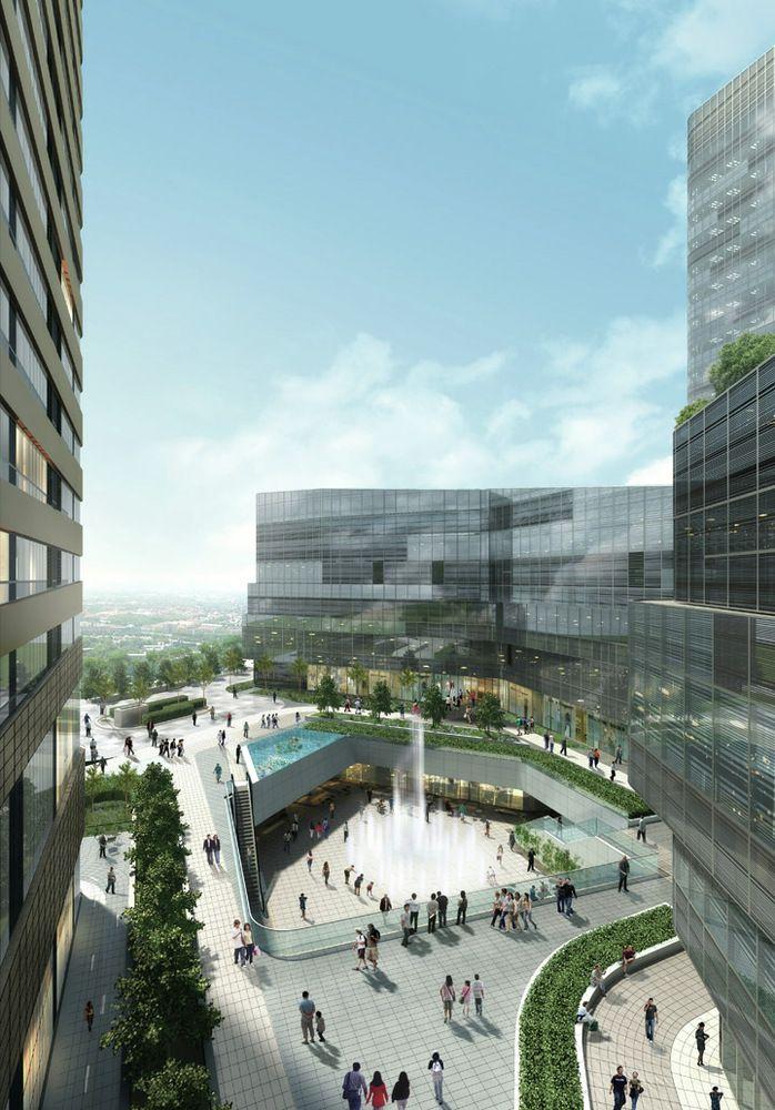 Gallery of Raffles City Ningbo / SPARCH - 8