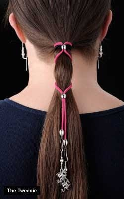 leather hair wrap - Google Search