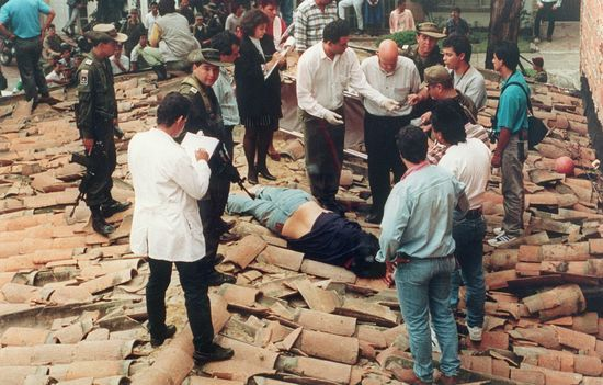 20 años de la muerte de Pablo Escobar
